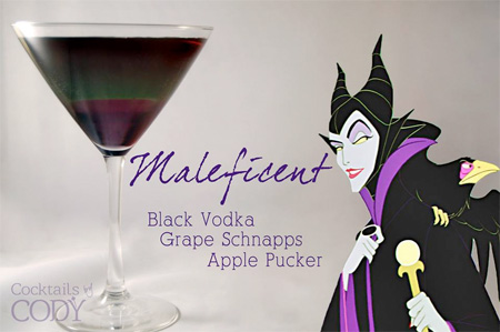 Disney Princess Cocktail