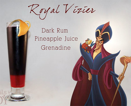 Disney Cocktail Recipe