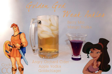 Disney Cocktail Recipes