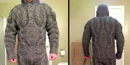 Full Body Sweater