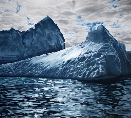 Iceberg Drawings
