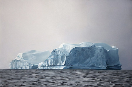 Iceberg Paintings