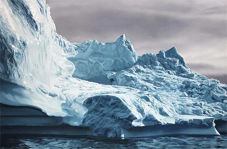 Zaria Forman Paintings