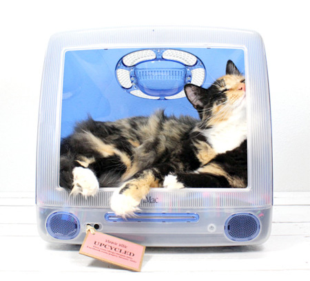 iMac Cat Bed