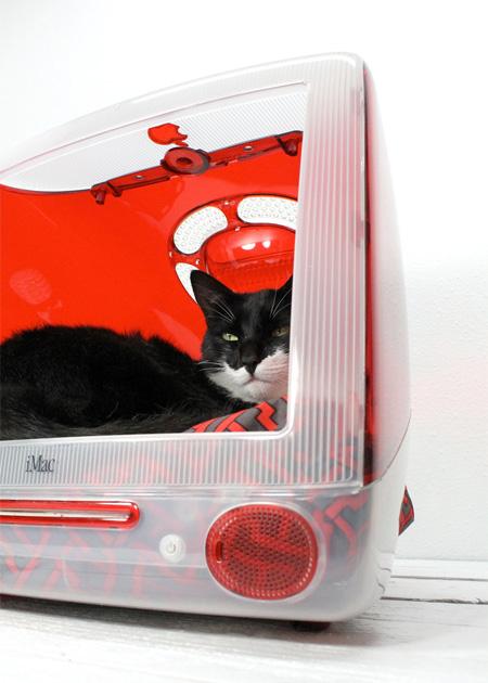 iMac Pet Bed