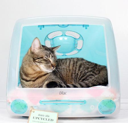 Computer Pet Bed