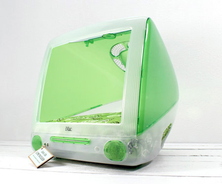 Recycled iMacs