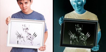 Inverted Drawings