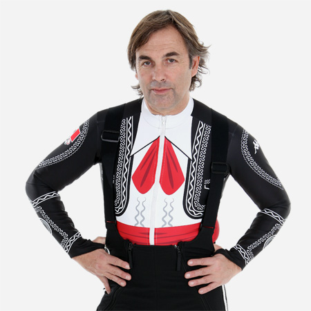 Winter Olympics Mariachi Suit
