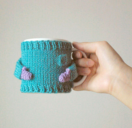 Sweater for Your Coffee Mug
