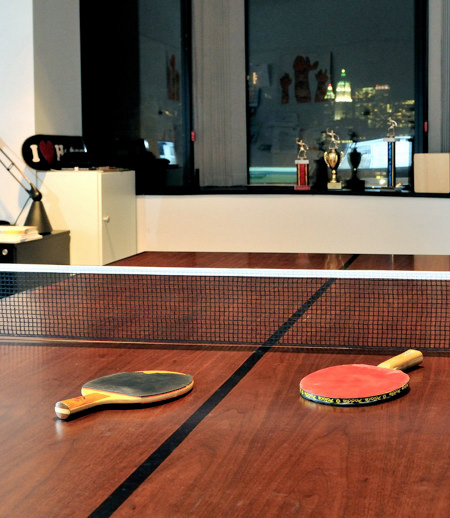 Office Tennis Table