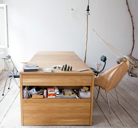 Workbed Desk