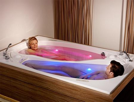 Bathtub for Couples