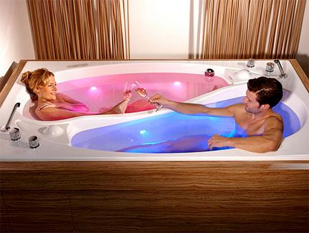 Trautwein Yin Yang Bathtub