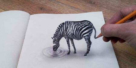 3D Drawings by Ramon Bruin