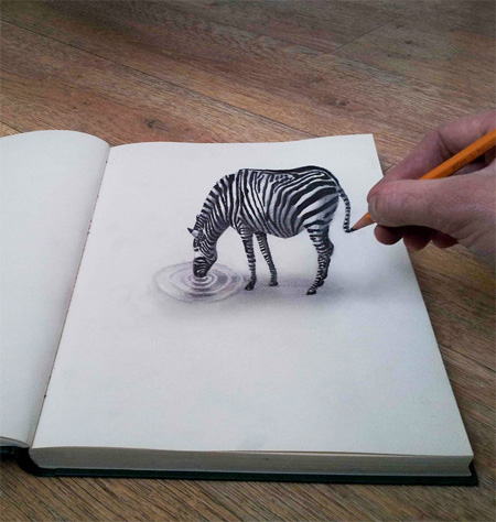 Drawings by Ramon Bruin