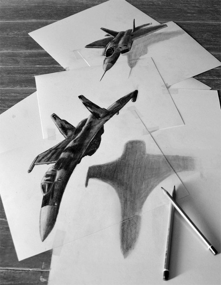 Powerful Art: 3D Drawings!!! photo 21