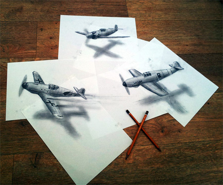 Powerful Art: 3D Drawings!!! photo 11