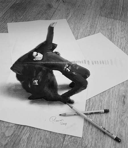 Powerful Art: 3D Drawings!!! photo 19