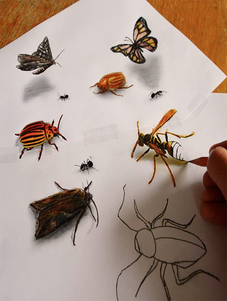Powerful Art: 3D Drawings!!! photo 20