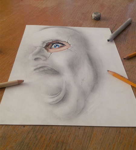 Powerful Art: 3D Drawings!!! photo 18
