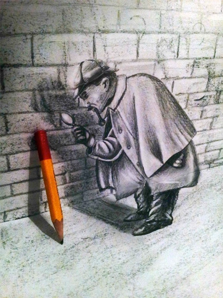 Powerful Art: 3D Drawings!!! photo 14