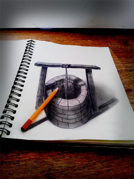 Powerful Art: 3D Drawings!!! photo 15