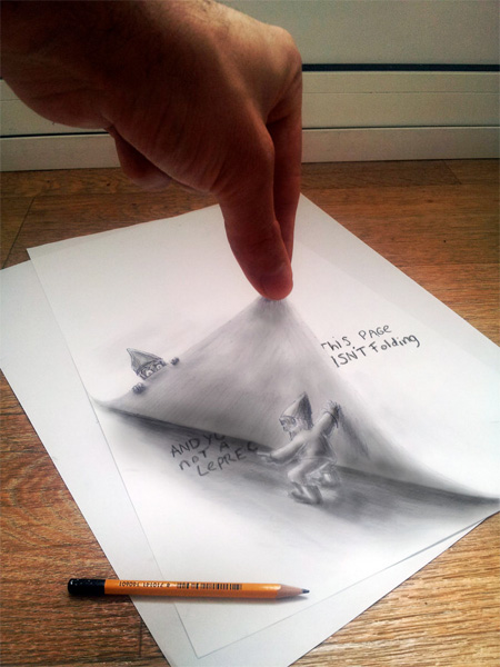 Powerful Art: 3D Drawings!!! photo 8