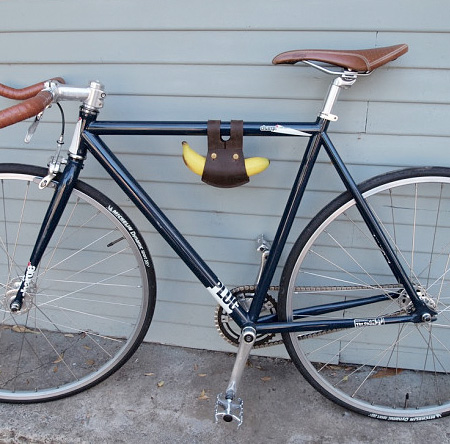 Bike Banana Holder