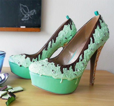 Ice Cream Shoe