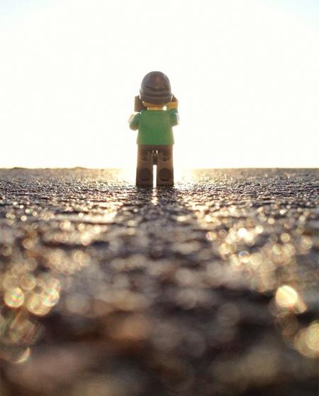 Andrew Whyte LEGO