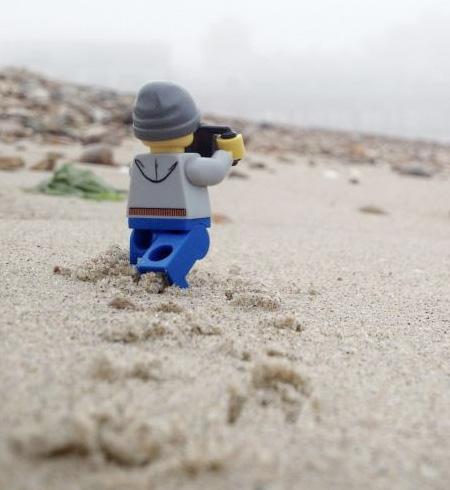 LEGO Photographer Andrew Whyte
