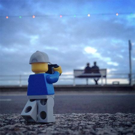 Andrew Whyte LEGOgrapher