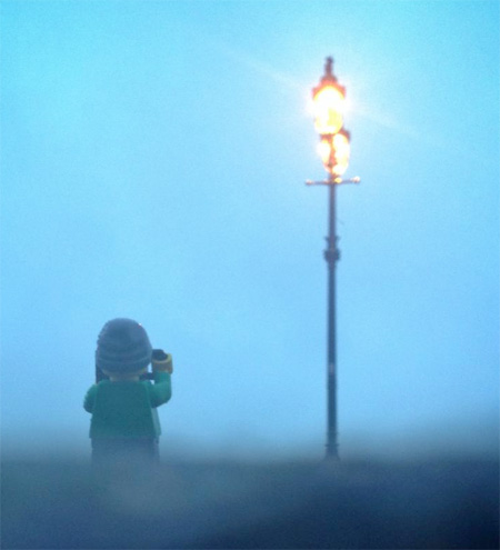 LEGO Photography by Andrew Whyte