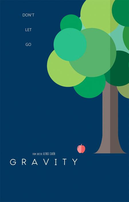 Simple Movie Poster
