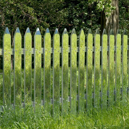Mirror Fence