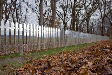 Reflective Fence