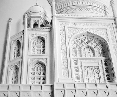 Arquitectura de papel 3D
