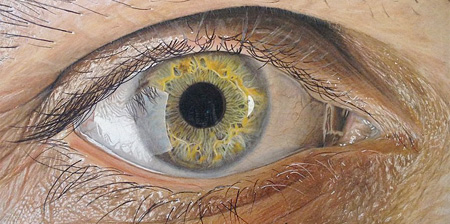 Realistic Colored Pencil Drawings