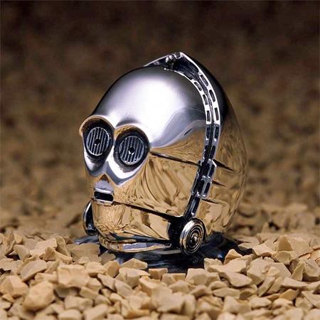 C-3PO Ring