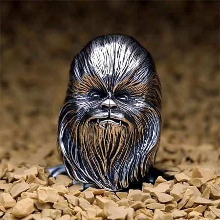 Chewbacca Ring