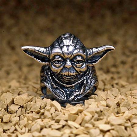 Yoda Ring