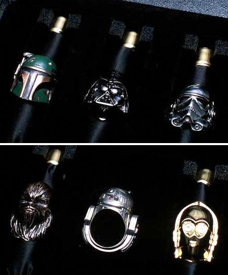 star wars wedding rings - Star Wars Wedding Ring