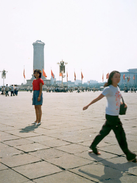 Time Traveling Photographer Chino Otsuka