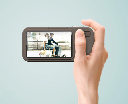Vespa Camera Concept