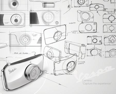 Vespa Camera Design