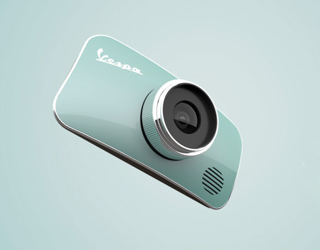 Vespa Camera by Rotimi Solola