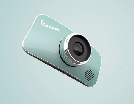 Vespa Camera by Rotimi Solola