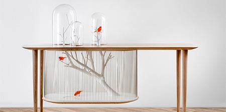 Birdcage Table