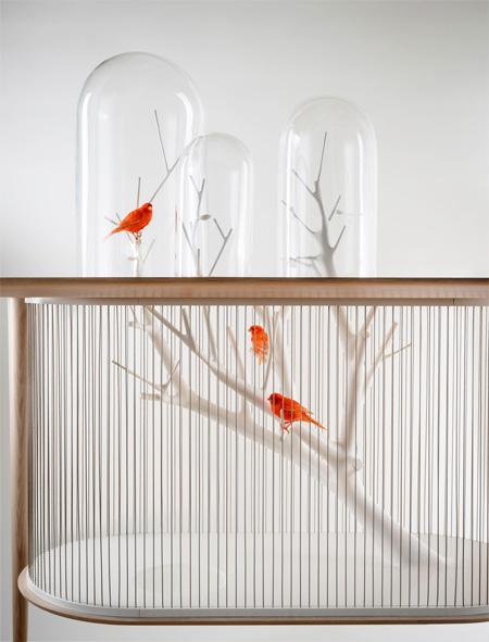 Birdcage Coffee Table